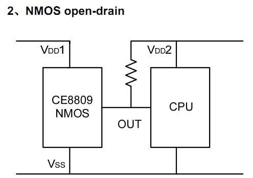 nmos防反电路