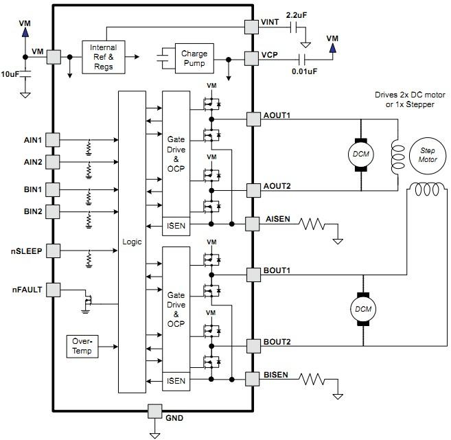 tsb101芯片电路图